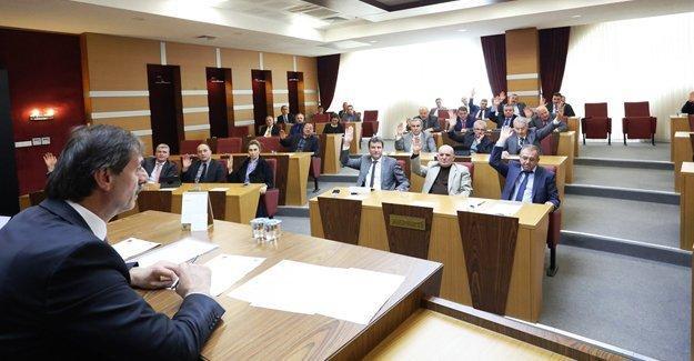 Serdivan Belediyesi Mart ayı meclisi toplandı