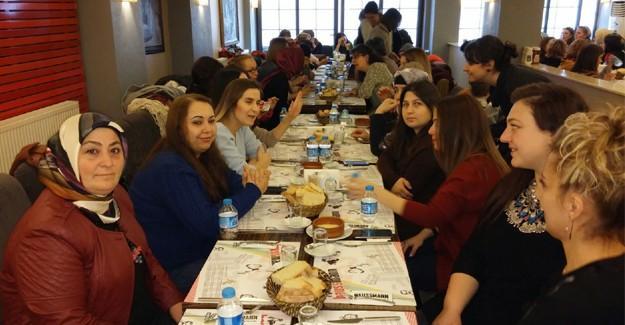 Türk Eğitim-Sen kahvaltıda buluştu