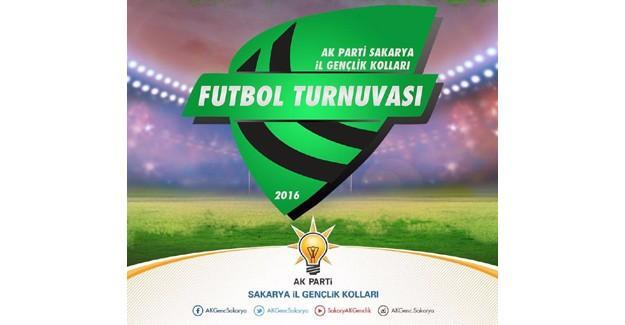 AK Gençler Futbol Turnuvası'nda kuraları çekildi