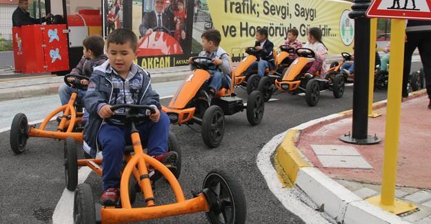 Akyazı Trafik Park 10 Mayıs'ta açılıyor