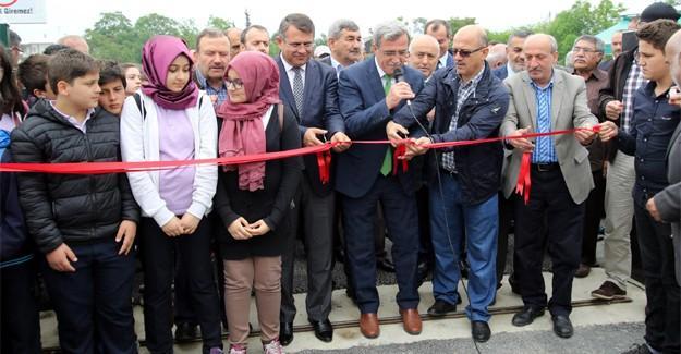 Akyazı Trafik Park hizmete açıldı