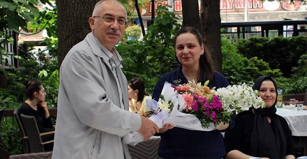 Büyükşehir Tıp Merkezi'nde Hemşireler haftası kutlandı