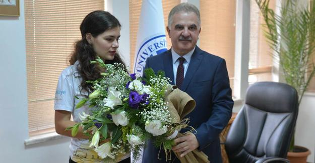 Sakarya Üniversitesi kültür elçilerini ağırladı