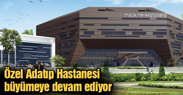 Adatıp İstanbul Hastanesi 1 Ocak'ta açılıyor