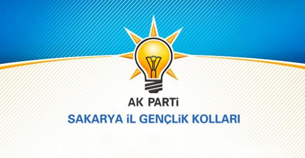 AK Partili gençler basın açıklamasını iptal etti