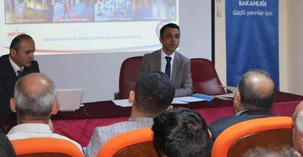 Antrenör Değerlendirme ve Koordinasyon Toplantısı düzenlendi