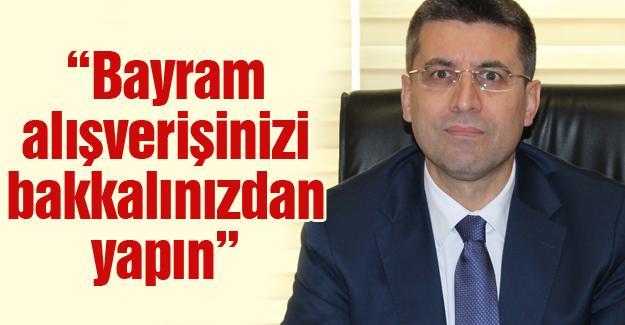 Başkan Akdardağan'dan vatandaşa çağrı