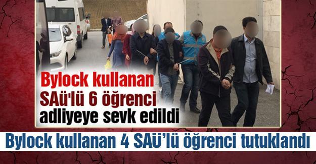 Bylock kullanan SAÜ'lü 4 öğrenci tutuklandı