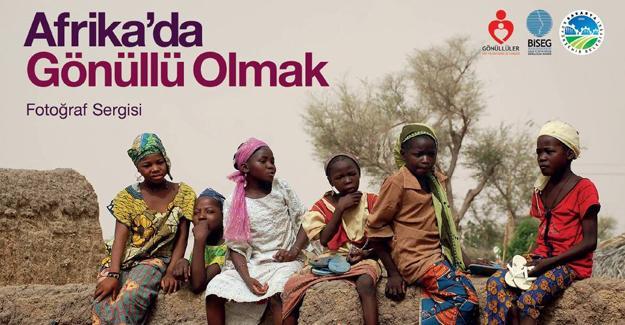 Gönüllü doktorların Afrika sergisi