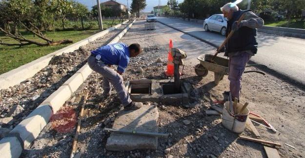 Kuzuluk ve Pazarköy'de çalışmalar hızlandı