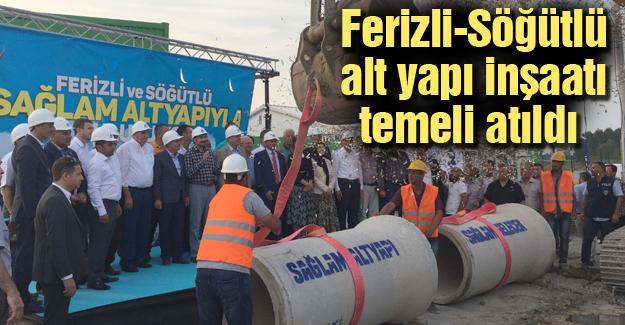 Toplamda 120 kilometre kanalizasyon hattı inşa edilecek