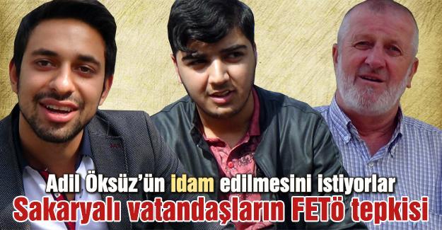 Adil Öksüz'ün idam edilmesini istiyorlar