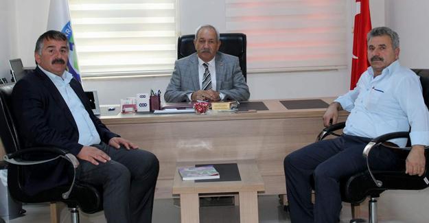 Başkan Karakullukçu'dan Muhtarlar Günü ziyareti
