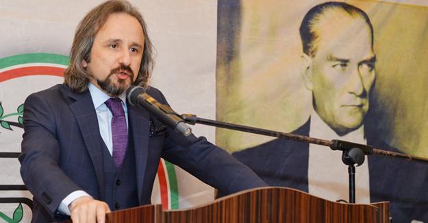 Başkan Kazan'dan Cumhuriyet Bayramı mesajı