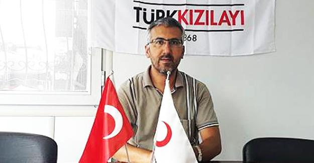Başkan Tiryaki'den 29 Ekim ve Kızılay Haftası kutlama mesajı