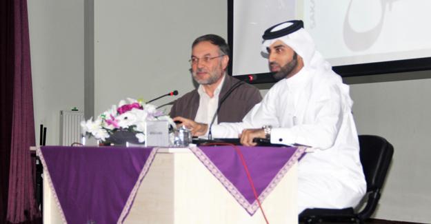 İlahiyat Fakültesinde okuma yöntemleri konulu konferans