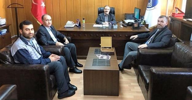 Lübnanlı Rektörden İlahiyat Fakültesi ziyareti