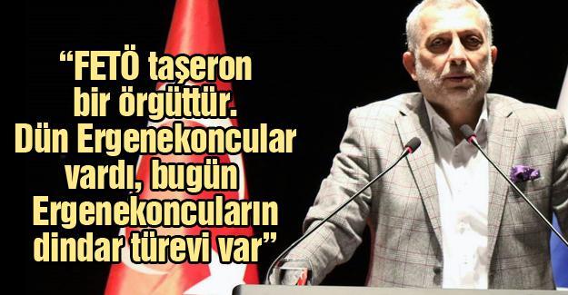 Milletvekili Metin Külünk 15 Temmuz'u değerlendirdi