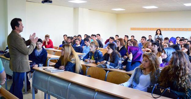 SAÜ'de Oryantasyon Eğitimi
