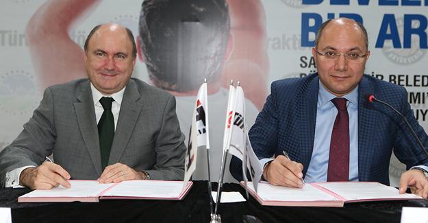 Süper lig yolunda TürkTraktör desteği