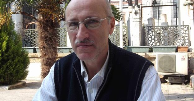 """Yusuf Gedikli """"Uygur Konferansı""""nda konuştu"""