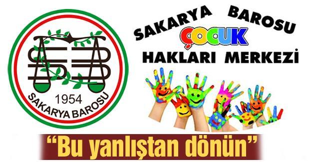 Baro'dan '20 Kasım Dünya Çocuk Hakları Günü' mesajı