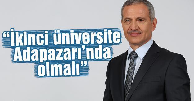 Başkan Dişli'den İkinci üniversite açıklaması