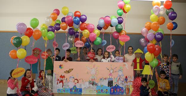Çocuk Hakları Günü SGM'lerde kutlandı