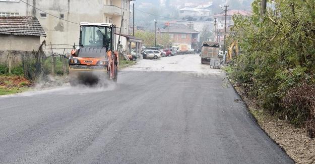Karasu'da bu mahalleler yenileniyor