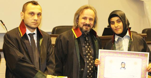 Sakarya Barosu genç avukatlarla güçleniyor