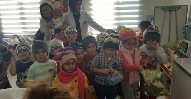SAÜEAH'dan çocuklar için etkinlik