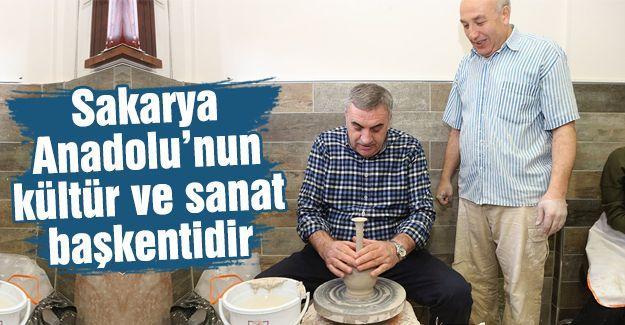 Toçoğlu TRT Avaz'da kültür sanat yatırımlarını değerlendirdi