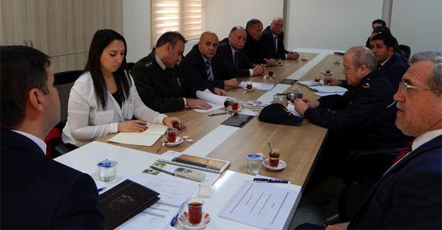 Akyazı'da madde bağımlılığı toplantısı yapıldı