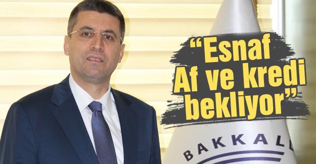 Başkan Akdardağan'dan faizsiz kredi açıklaması