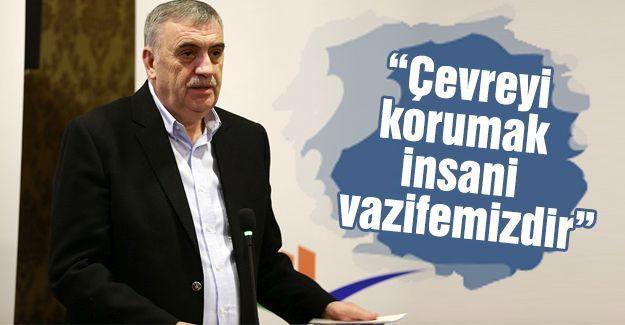 Başkan Toçoğlu İDFGP çalıştayına katıldı