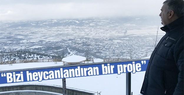 Başkan Toçoğlu, Pamukova'da incelemelerde bulundu