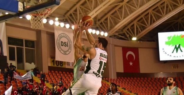 Büyükşehir Basket'ten farklı galibiyet