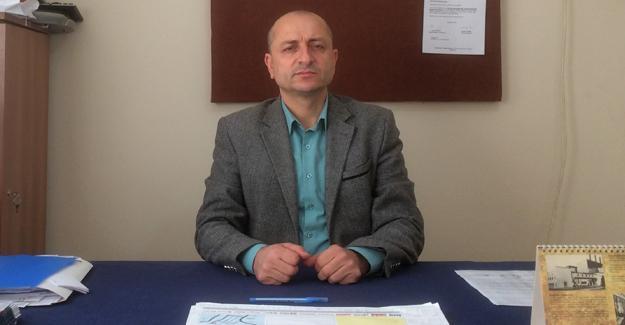 CHP Arifiye İlçe Başkanın'dan yeni yıl mesajı