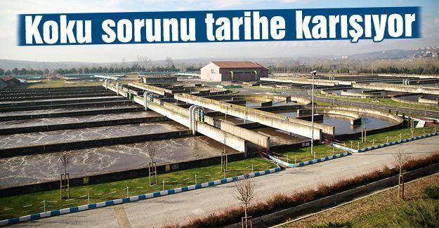 Karaman Arıtma Tesisi'nin üzeri kapatılıyor
