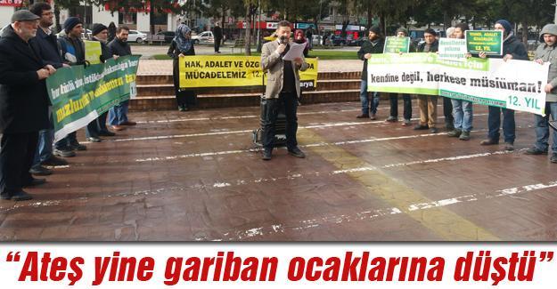 Kayseri'deki bombalı saldırı kınandı