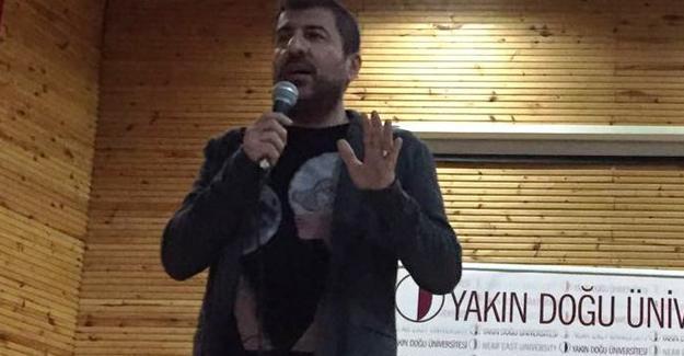 Tiyatro sanatçısı Hakan Bilgin öğrencilerle buluştu