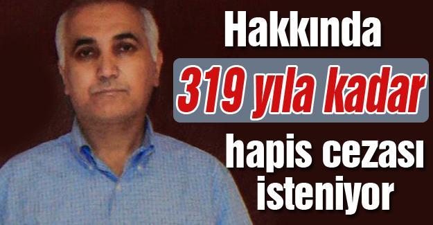Adil Öksüz hakkında 319 yıla kadar hapis cezası isteniyor