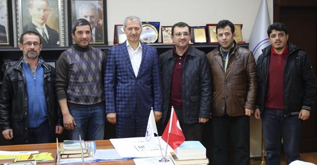 Başkan Dişli'den katılım için destek istediler
