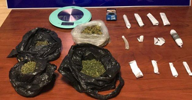 Narkotim'den uyuşturucu operasyonu
