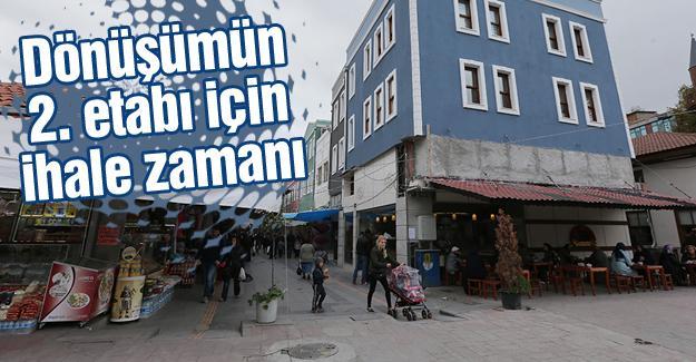 Toçoğlu tarihi proje için 25 Ocak'ı işaret etti