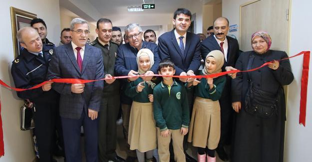 Z-Kütüphanenin açılışı gerçekleştirildi