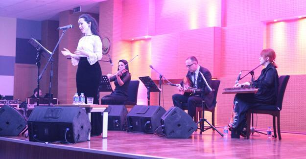 Ziya Taşkent'te müzik dolu gece