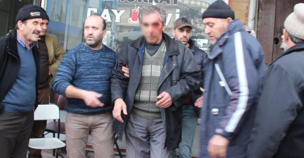 Akyazı'da motosiklet kazası