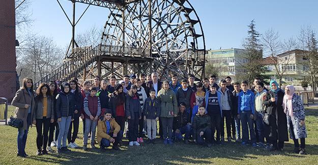 Gönül Köprüsü öğrenci ziyaretiyle güçlendi
