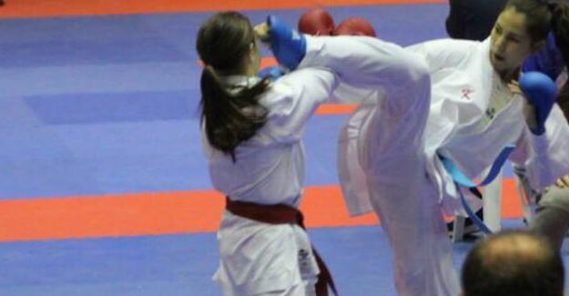 Karateciler Bulgaristan'da